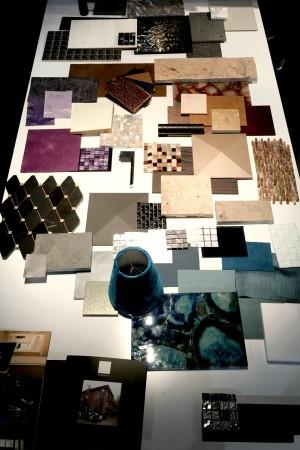 LEEM Wonen Beurs Eigen Huis Huis van Strijdhoven moodboard materials