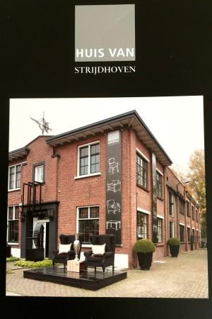 LEEM Wonen Beurs Eigen Huis Huis van Strijdhoven showroom
