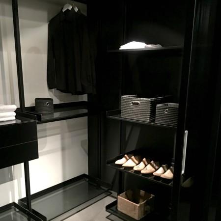 LEEM Wonen platform De Elementen inloopkast Rimadesio