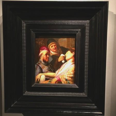 LEEM Wonen topstukken Tefaf Rembrandt