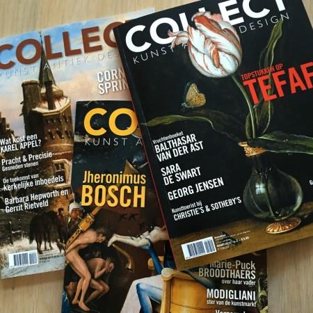 LEEM Wonen topstukken Tefaf kunstmagazine Collect