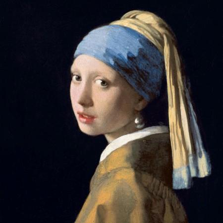 Meisje met de Parel Vermeer meesters Tefaf Maastricht