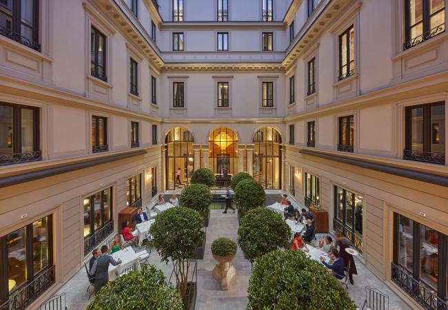 Milano Mandarin Hotel
