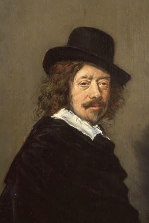 Zelfportret meesters Frans Hals
