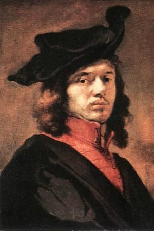 Zelfportret meesters Johannes Vermeer