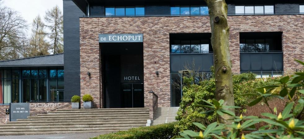 Blogtour Gelderland Hotel De Echoput entree Ontwerpgeheimen