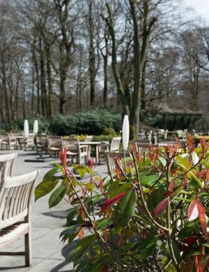 Blogtour Gelderland Hotel De Echoput terras Ontwerpgeheimen
