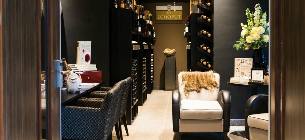 Blogtour Gelderland Kroondomein Hotel De Echoput wijnkelder Ontwerpgeheimen