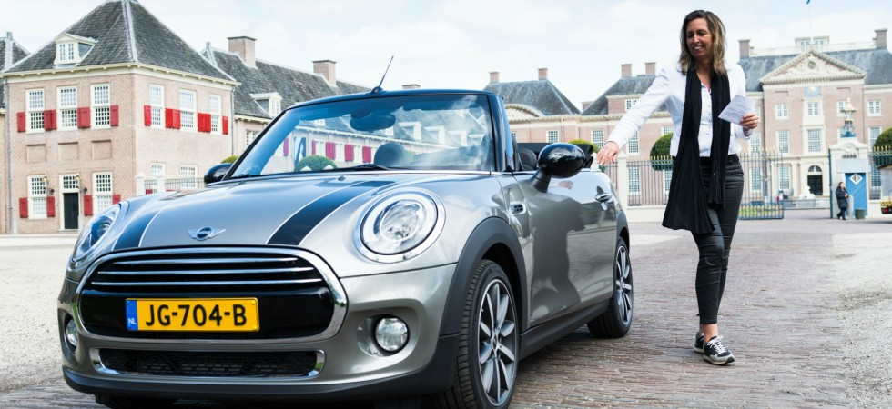 Blogtour Gelderland tuinen Paleis het Loo Mini Cabrio Ontwerpgeheimen