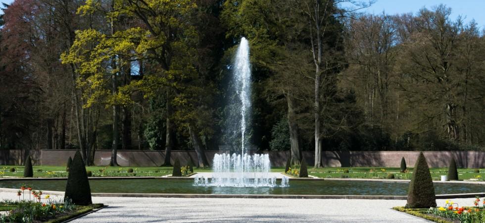 Blogtour Gelderland tuinen Paleis het Loo fontein Ontwerpgeheimen