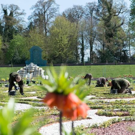 Blogtour Gelderland tuinen Paleis het Loo tuinman Ontwerpgeheimen