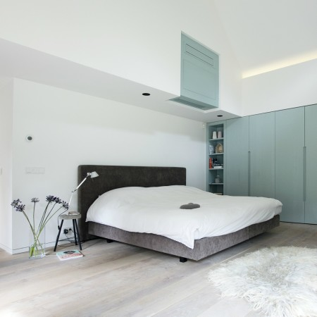 Boerderij Bentveld Marco van Zal slaapkamer detail