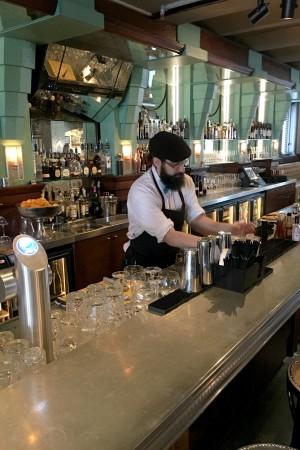 LEEM Wonen Rotterdam NY Basement cocktail bar