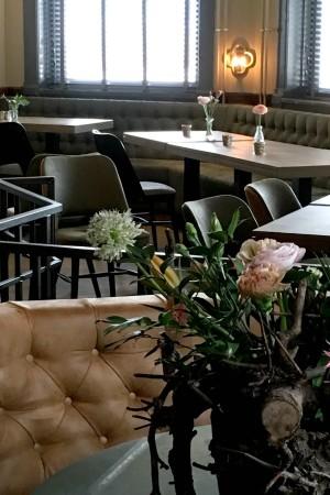 LEEM Wonen Rotterdam NY Basement restaurant