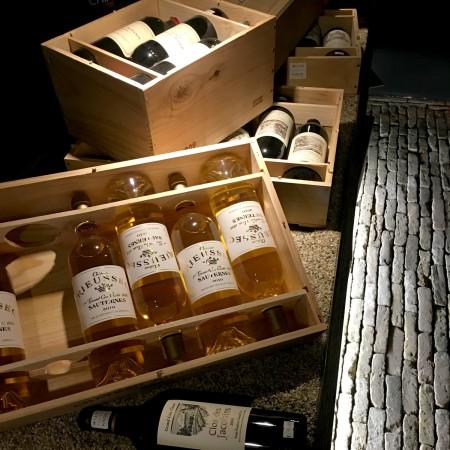 LEEM Wonen Rotterdam Wijn aan de Kade exclusieve wijn