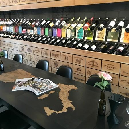 LEEM Wonen Rotterdam Wijn aan de Kade wijnproeverij