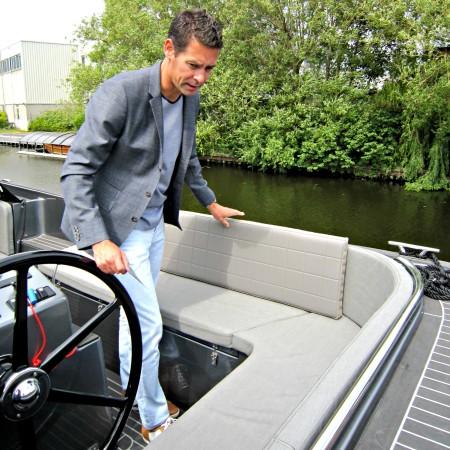 LEEM Wonen sloep Remy Meijers kussens Seafury