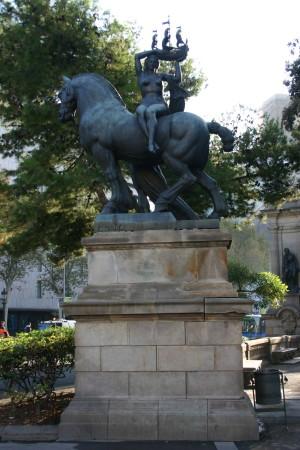LEEM Wonen Barcelona city plaza catalunya