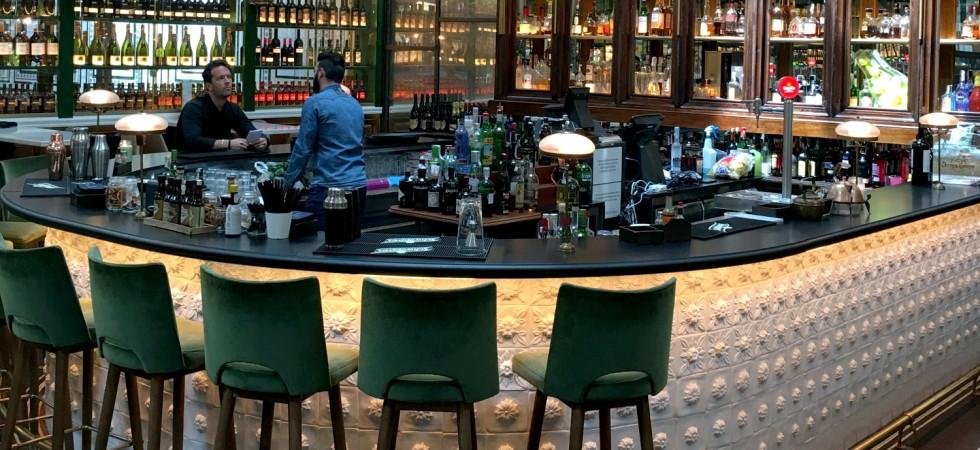 LEEM Wonen Barcelona kust El Nacional wine bar