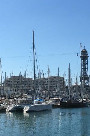 LEEM Wonen Barcelona kust beach harbour