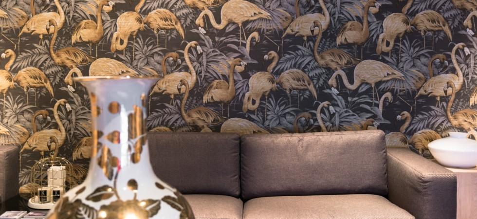 LEEM Wonen Blogtour Gelderland Arte muurkunst flamingo Ontwerpgeheimen