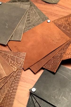 LEEM Wonen eye-catchers Excellent Wonen Etagon leather