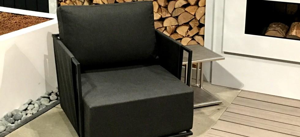 LEEM Wonen HaWe Outdoor meubelen open haard