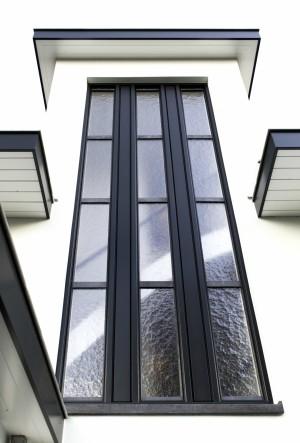 Metamorfose jaren '30 woning Boxxis Architecten raampartij
