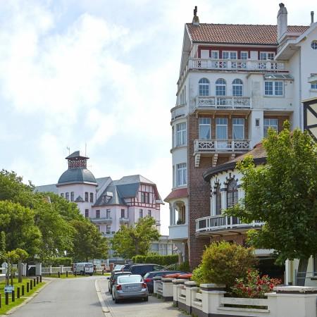 Belgische Kust De Haan hotel