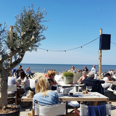 LEEM Wonen Noordwijk aan zee Branding Beach Club