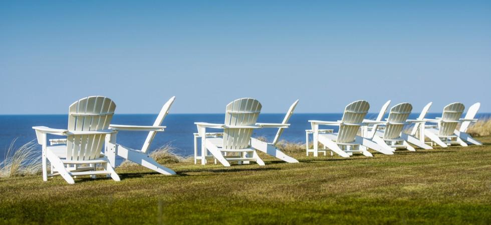 LEEM Wonen Noordwijk aan zee beach chair
