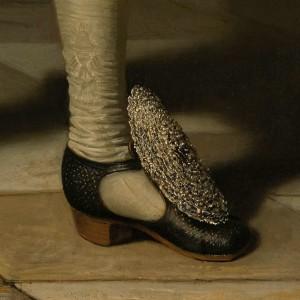 Marten en Oopjen schoen