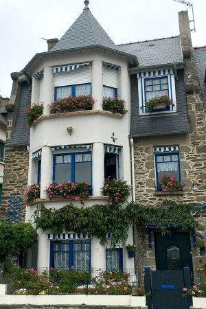 LEEM Wonen Bretagne Cancale haven port