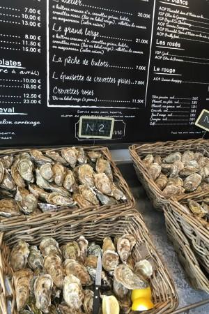 LEEM Wonen Bretagne Cancale oesters oysters