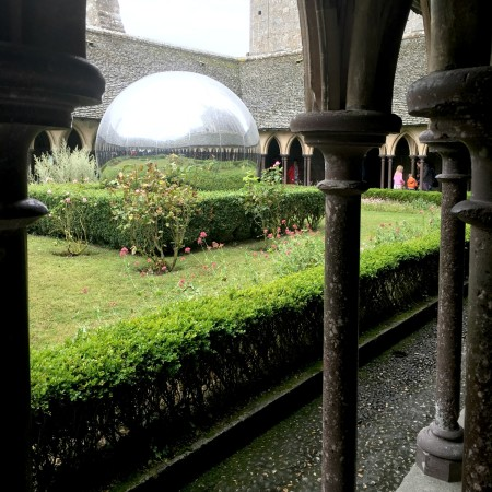 LEEM Wonen Bretagne Mont Saint Michel secret garden