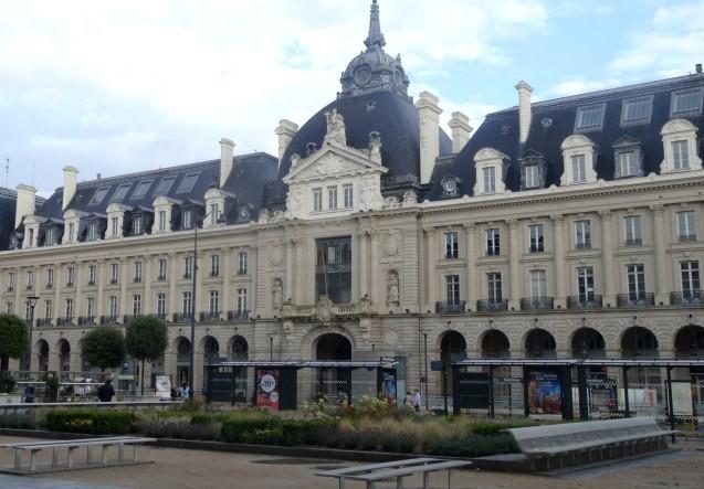 LEEM Wonen Bretagne Rennes Palais du Commerce