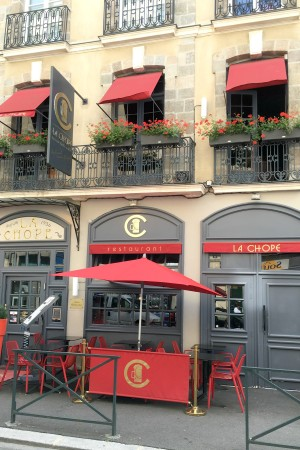 LEEM Wonen Bretagne Rennes restaurant La Chope
