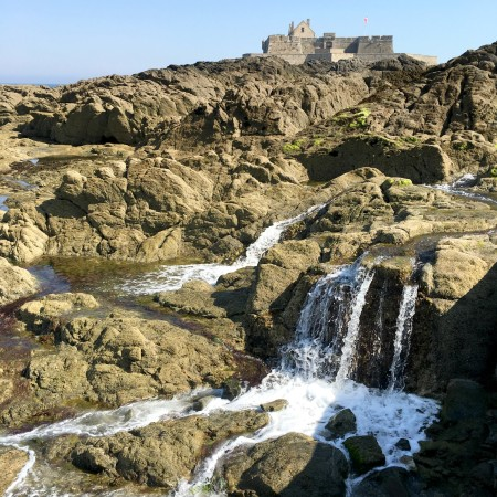 LEEM Wonen Bretagne Saint Malo kust coast