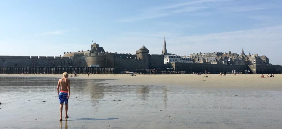 LEEM Wonen Bretagne Saint Malo vesting walls