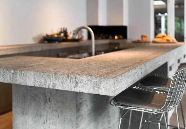 LEEM Wonen keuken Jeroen Bos Design bar stool