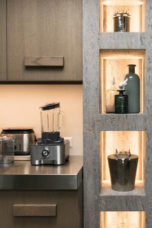 LEEM Wonen keuken Jeroen Bos Design kast