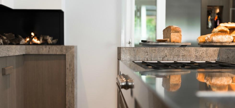 LEEM Wonen keuken Jeroen Bos Design rvs