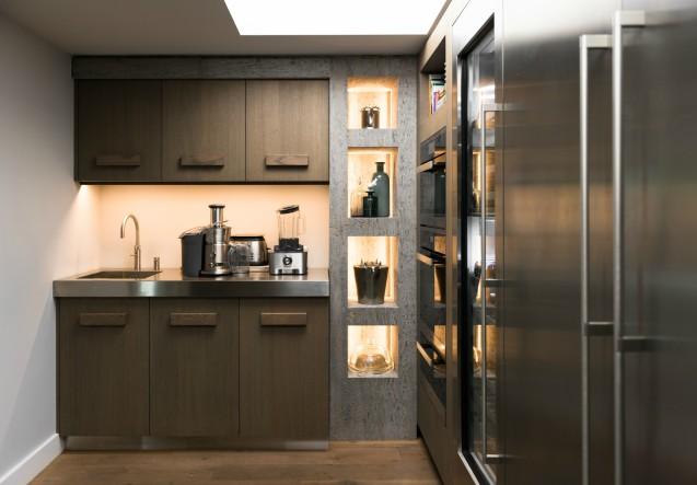 LEEM Wonen keuken Jeroen Bos Design utility room