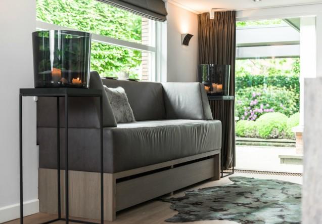 LEEM Wonen keuken Jeroen Bos Design vensterbank