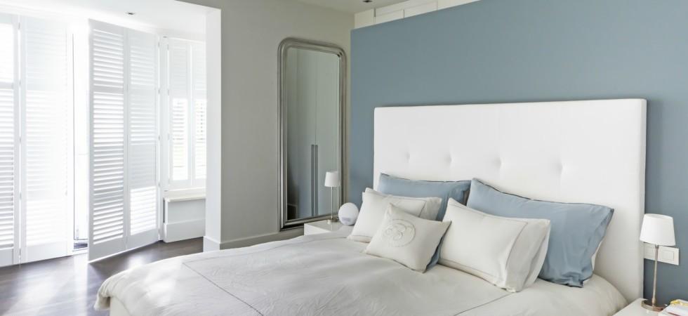 LEEM Wonen landelijk wonen Boxxis master bedroom