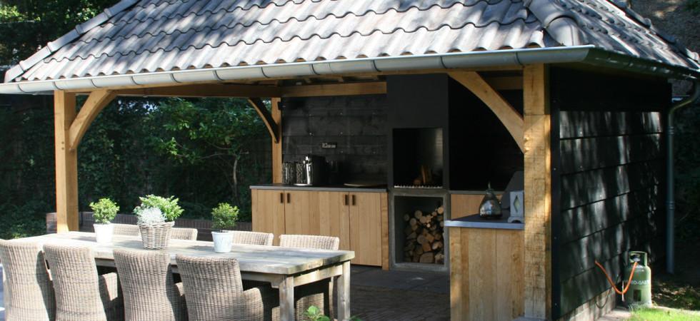 LEEM Wonen orangerie Fine Oak en Van der Vegt