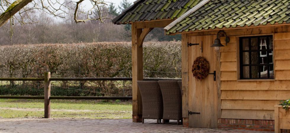 LEEM Wonen orangerie veranda schuur