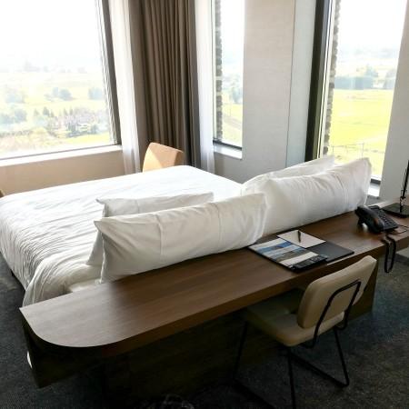 LEEM Wonen Nilson Beds Van der Valk Prestige bed