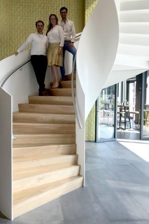 LEEM Wonen Nilson Beds Van der Valk lobby