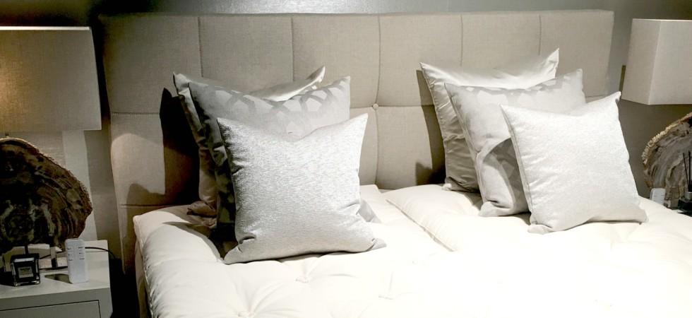 LEEM Wonen luxe bedden Diks Bedmakers